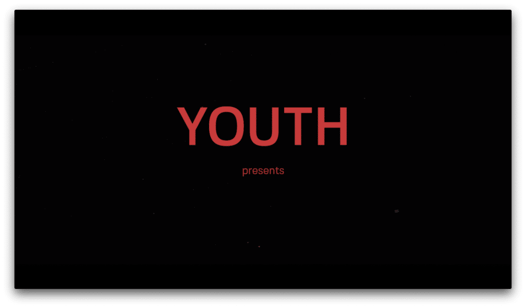 projet youth_agence motion design