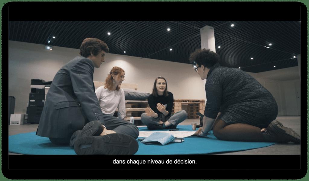 film de présentation d entreprise