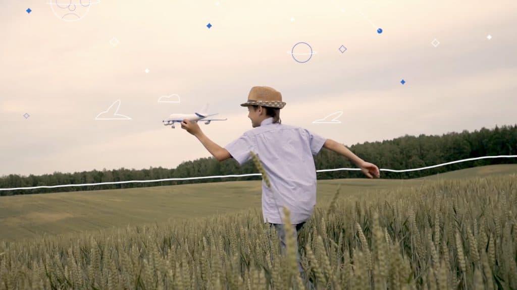 créer un film en motion design