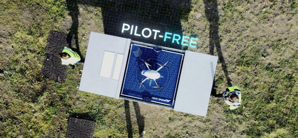 filmer en drone